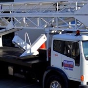 Equipment Hire | Truck Mounted Cherry Pickers