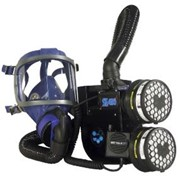 Fan-Supplied Positive-Pressure Demand Respirator | SE400