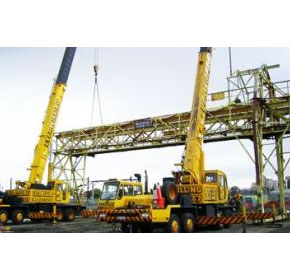 Crane Inspections & Engineered Drawings