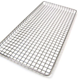 Stainless Steel Large Wire Tray
