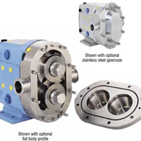 Rotary Positive Displacement Pumps | Universal II Series Pumps