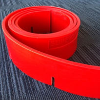 Slotted Conveyor Belt Skirting | Polyurethane