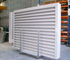 Acoustic louvres – ultimate noise control without compromising airflow