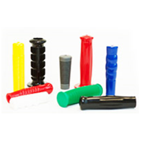 Hunt Wilde Injection Moulded Grips
