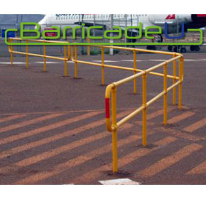 BarricadeU Multi-clamp Modular Handrails and Balustrades