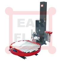 Automatic Pallet Wrapper with Integrated Pallet Turntable | TRM500L