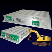 Industrial Battery Chargers for Mining Applications