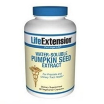 Water Soluble Pumpkin Seed Extract | LifeExtension