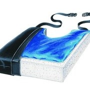 Gel - Foam Cushion / Pad with Coccyx Cutout (classic)
