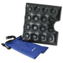 Foam Air Cushion with Coccyx Cutout