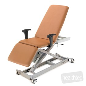 LynX Podiatry Chair With Seat Tilt | Healthtec