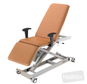 Podiatry Chair with Electric Seat Tilt | LynX