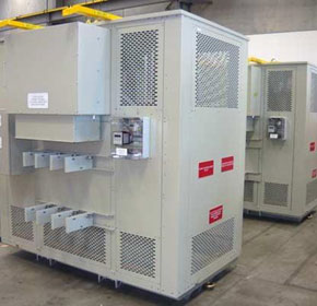 Transformers & Switchgear | Tesar & Sarel MV
