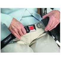 Seat Belt With Buckle Sensor