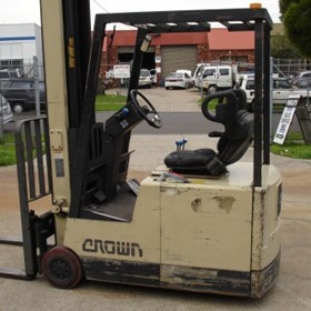 Used 1.5T Electric Forklift | 35SCTT240