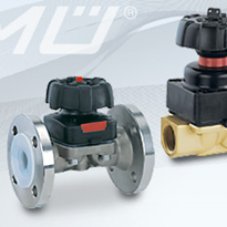 Diaphragm Valve | Metal Industrial