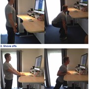 Helpful hints for office exercises