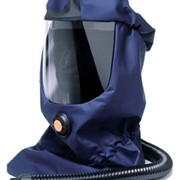 Supplied Air Hood for Head and Face Protection | Sundström SR530