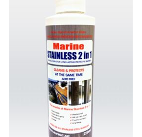 Marine Stainless Steel 2 in 1