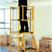 Folding Platform Ladder | EzyPak