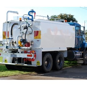 Water Trucks & Full Fitout | Lonsdale Merchants
