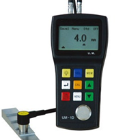 Thru-Paint & Ultrasonic Thickness Gauge | UM-1D