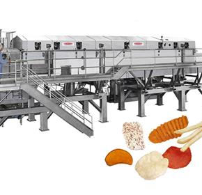Unitised Vacuum Fryer (UVF)