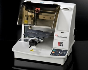 M20 Compact Rotary Engraver