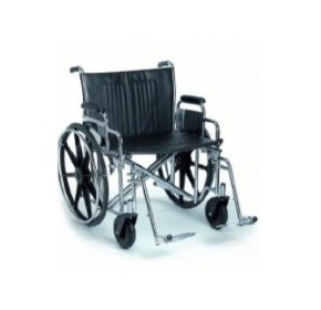 Breezy Extra Wide Wheelchair | BA1000