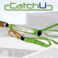 CatchU Fall Arrest Webbing Lanyard