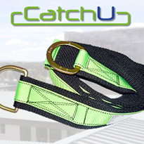 CatchU Premium Anchor Strap for Fall Protection and Height Safety