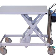 Safety Cages & Trolleys / Powered Lift Trolley