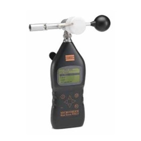 Heat Stress & Thermal Monitoring Equipment for Hire