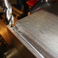 Near dry machining