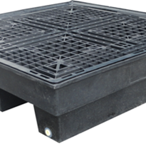 Plastic Bunded - Spill Containment Plastic Pallet