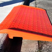Portable Pedestrian Ramp