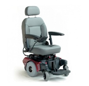 Light Rehab Power Wheelchair | Shoprider Cougar 10