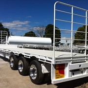 Extendable Trailer | Drop Deck