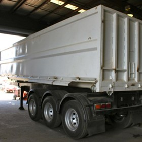 Tipper Trailer | Grain | 2012 Model