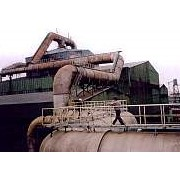 Industrial surface preparation at Incheon Steel