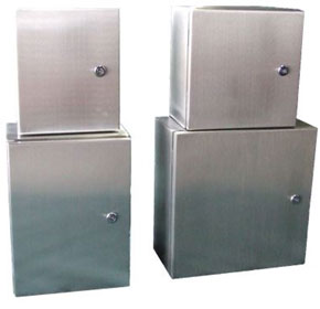 Electrical Enclosure | 316 Stainless Steel