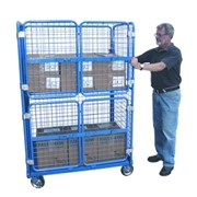 Safety Cages & Trolleys / RG Goods Trolley