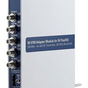 High Bandwidth RF FlexRIO Adapter Modules