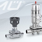 Aseptic Diaphragm Valves