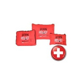 Burn Relief Pads | Tesuco