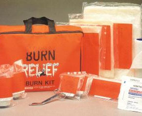 Burn Relief Kits | Tesuco