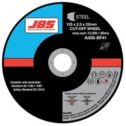 Abrasives | Cut Off Wheels & Discs