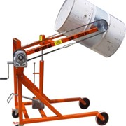 Manual Handling / Hydraulic Operated Drum Lifter - Rotator