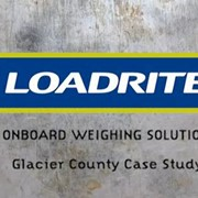 Glacier County Road Department tracks products