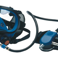 Supplied-Air Full Face Mask | Sundström SR200A
